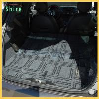 Automobile Carpet  shield  PE Protective Film  with dealer must remove printing Manufactures
