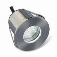 LED Recessed Light Fixture, Suitable for Home, Garden, or Balcony Manufactures