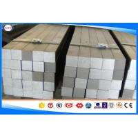 4140 / 42CrMo4 Cold Drawn Square Bar ,  42CrMo / SCM440  Cold Finished Steel Bar  Manufactures