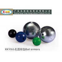 Buy cheap 28G ball sinker fishing Lead Fishing Sinkers weight die casting fishing lead from wholesalers