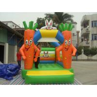 Unique Kids Outdoor Small Inflatable Sports Games , Commercial Bouncer Manufactures