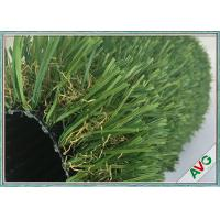 Environment Friendly Indoor Artificial Grass With Soft / Comfortable Feeling Manufactures