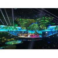 Rental LED Video Display P6.25 Interactive Led Dance Floor Display Manufactures