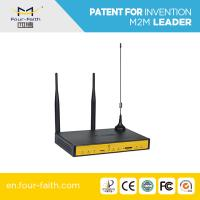 F3434S industrial 3G Ads router 3g wireless modem with sim/sd card slot Manufactures