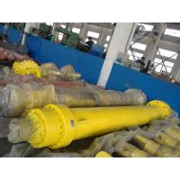 Vehicle Machinery 16m Stoke Industrial Hydraulic Cylinders 1200mm Diameter Manufactures