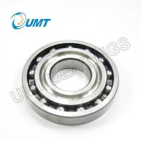 Quality 40 mm 17 × 40 × 12mm Deep Groove Ball Bearings For Wheel Hubs for sale