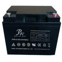 VRLA Deep Cycle Valve Regulated Lead Acid Battery For Energy Storage 12V 45Ah Manufactures