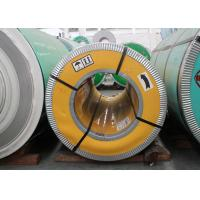 Reliable ASME 6mm Cold Rolled Steel Sheet In Coil , Big Spangle Stainless Steel Roll Manufactures