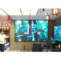 China P2.5 Programmable Led Display Screen / Seamless Indoor Led Display Board on sale