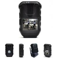 HD Police Body Worn Cameras For Security , DVR Hands Free Ambarella A7
