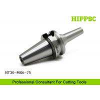 BT30 - MX6 - 75 Steel Tool Holder For High Precision Machining Manufactures