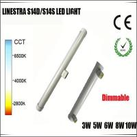 3W LED version of HaMi Linestra 35W S14s 300mm opal oval peg (2 base) Manufactures