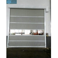 Automatic 1.5m/S 1.5mm PVC Curtain Electric Roller Shutter Manufactures