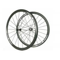 BIKEDOC Carbon Fiber Wheel White Color 38MM 700C EN Standard 700C For Race Manufactures