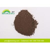 UL Listed Dark Red Phenolic Moulding Compound Good Fluidity Thermal Resistance Manufactures