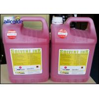 Konica 42PL Allwin Solvent Ink / Eco Printer Ink For Leopard  JHF Flora Honghua Liyu Etc Printing Machine Manufactures