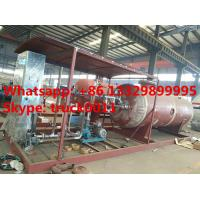 Quality Factory sale cheaper price 25m3 skid lpg gas refilling station with auto lpg gas for sale