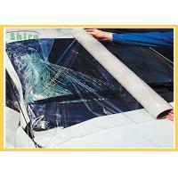 Easy Peel Off Auto Collision Cover Self Adhesive Protection Film  Auto Collision Wrap Film Manufactures