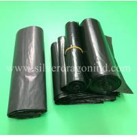 Eco-friendly, Heavy Duty Extremly thickness ,Recyclable Degradable HDPE/LDPE Plastic Trash /Garbage  Bag, High Quality Manufactures
