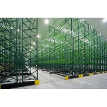 Q235B Steel Warehouse Pallet Storage Racks  Movable  ,  Warehouse Storage Racking Metal Shelving Manufactures