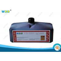 High Volume Domino Ink MEK Base / Continuous Inkjet Ink Industrial Coding Manufactures