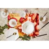 Customized Eco-Friendly 0.6mm PET 3D Lenticular Dining Placemat For Kitchen & Kids Manufactures