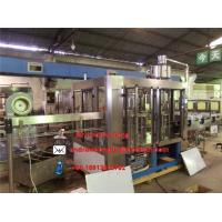 Full-automatic bottled mineral water filling machine equipments Manufactures
