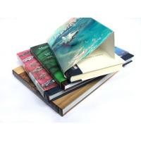 Quality Custom CIS or C2S glossy art paper, matte paper, Hardcover Book Printers Service for sale