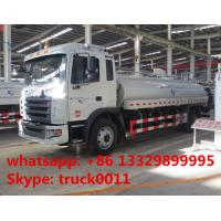 CLW brand JAC 4X2 10000L water cannon vehicle for sale, JAC 4*2 LHD 10m3 water carrier vehicle with cheapest price Manufactures