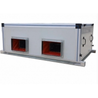 Commercial Ventilation 3PH R410A Carrier Air Handling Unit Manufactures