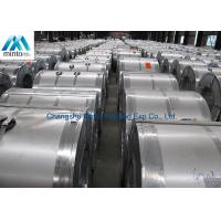 JIS G3302 Q195 Galbanized Stainless Steel Sheet Coil Corrosion Resistance Manufactures