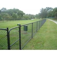 Chain Link Fencing Boundary Wall Fencing For Leisure Sports Field Manufactures
