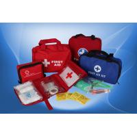 Outdoor Emergency First Aid Kit CE & FDA OEM Medical Textile Products Manufactures