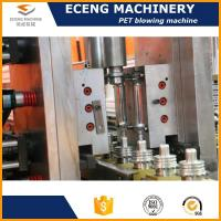 Easy Operation Plastic Container Manufacturing Machine For 100ml - 2L Pet Bottle Manufactures