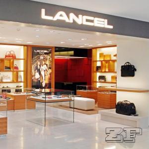 Modern Handbag Shop Design Manufactures