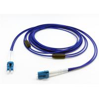 OEM Armored Fiber Optic Patch Cable Manufactures