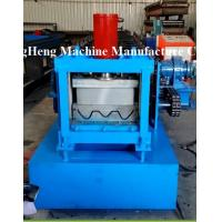 3 Wave Speed Guardrail Roll Forming Machine Cr12 Cutter With Quenched Treatment Manufactures