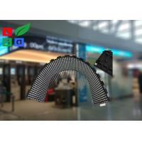 Soft Cover Design Programmable LED Message Board , High Brightness SMD Scrolling LED Sign Manufactures