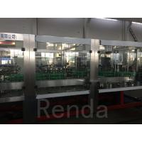 Automatic 5000BPH Beer Filling Machine Glass Aluminum Canned Machine Manufactures