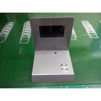 Multi - Language TFT POS Video Display Digital Photo Frame With Button Control Manufactures