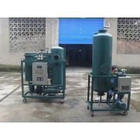 Power saving steam turbine oil regeneration machine by physical method Manufactures