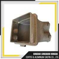 A356 T6 Zl102 104 Aluminum Sand Casting Products For Auto Parts OEM /ODM Manufactures