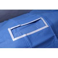 Clinic Blue SMMS Disposable Laparotomy Pack , Breathable Surgical Pack Manufactures