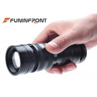 Quality 10W CREE T6 USB Rechargeable LED Flashlight, Direct Charge Small Torch Lamp for sale