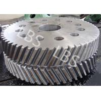 Double Helical Spur Gear with Large Modulus / Hard Tooth Flank Gear Manufactures