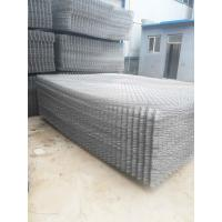 Quality Rhombus Opening Shape Welded Wire Mesh Panel Diamond Mesh Fence China Factory for sale