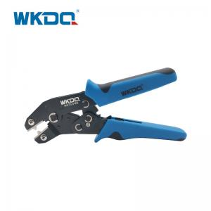 Non Slip Hand Crimp Tools FBS Plug Bridge Cutting Pliers WKT 3.5-6Q Manufactures