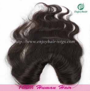 U-part Lace top closure 4''x4''brazilian virgin hair natural color 10''-24''L Manufactures