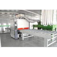 Fully Automatic UV Coating Machine For Fibre Cement Sheet One Year Warranty Manufactures