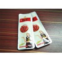 Buy cheap Custom Trademark Printing Vacuum Sealed Aluminum Foil Bag Duck Palm Food Bag from wholesalers